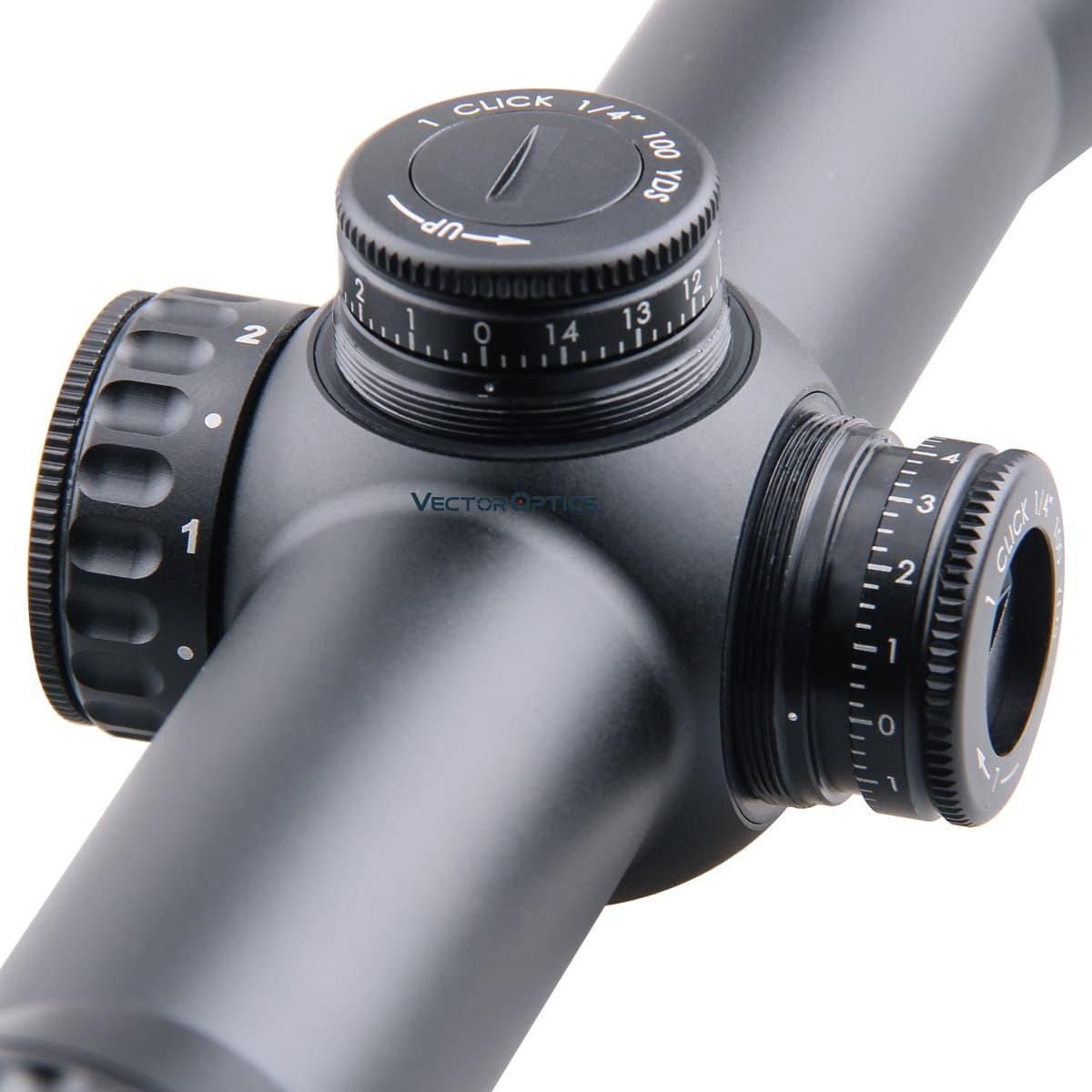 Vector Optics Continental 1.5-9x42 SCOM-23