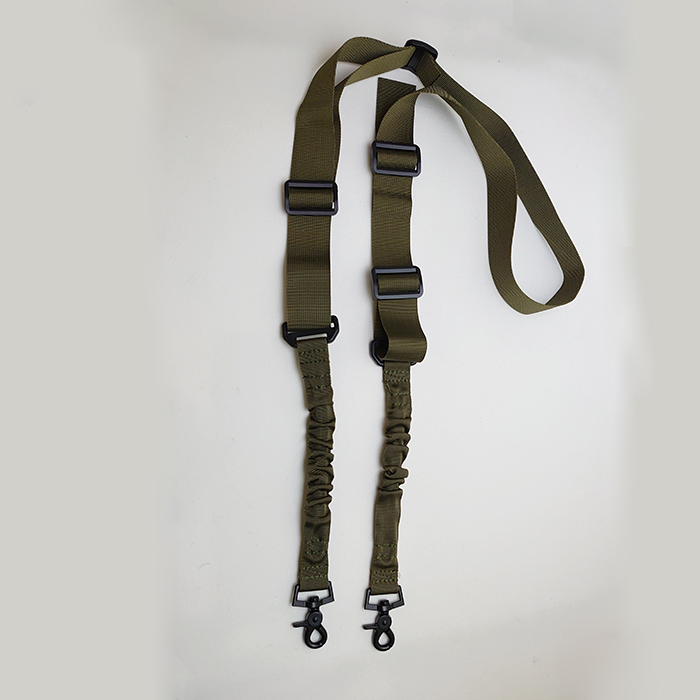 AMOMAX AM-DS020G Two Point Sling With round hool OD Green