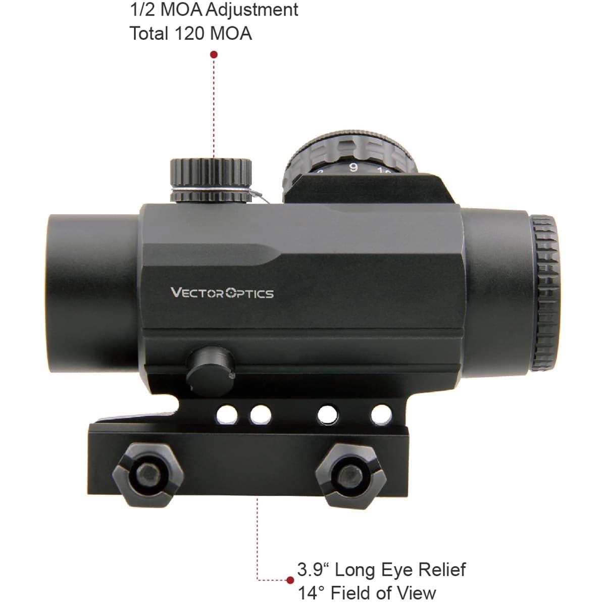 VectorOptics Calypos 1x30 SCOC-25
