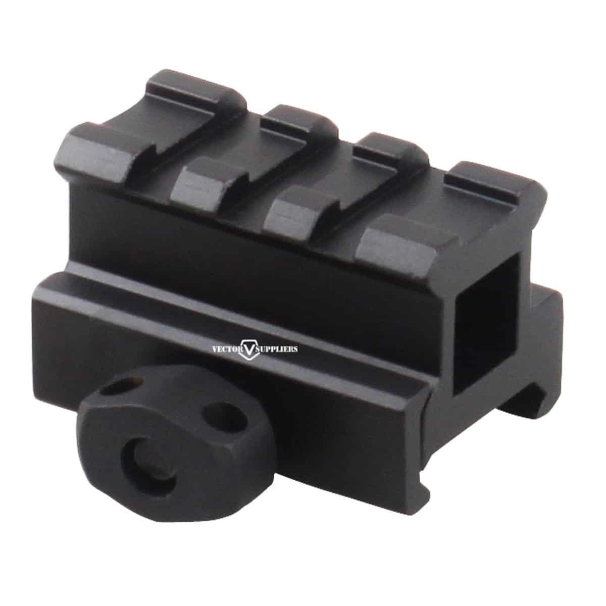 Vector Optics SCRA-59 0.83Inch Picatinny Riser Mount 3 Slots 40mm