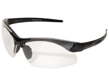 EDGE Tactical SSE611-TT Sharp Edge - Black TT Frame/Clear VS Lens