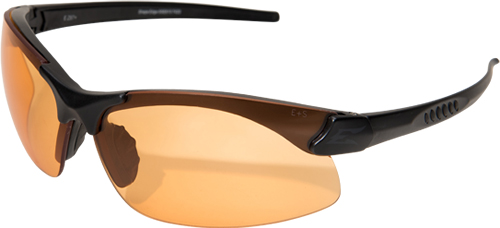 EDGE Tactical SSE610-TT Sharp Edge - Black TT Frame/Tiger VS Lens