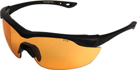 EDGE Tactical HO610 Overlord - Black Frame/Tiger VS Lens