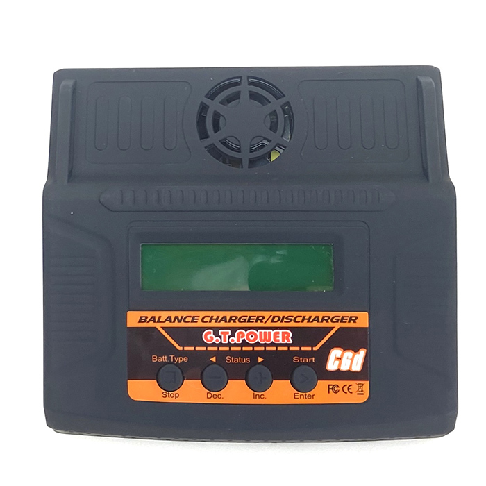 VBpower C6d GTpower charger
