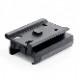 MAV-P05 Vector Optics MAV 0.5 Profile Cantilever Picatinny Riser Mount MAV-P05