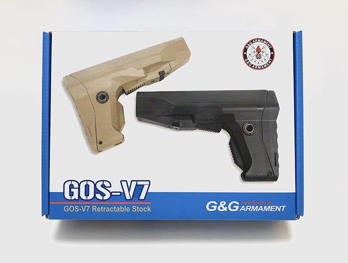 G&G G-05-056 GOS-V7 BK