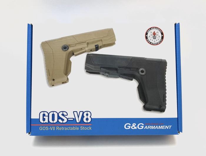 G&G G-05-057 GOS-V8 BK