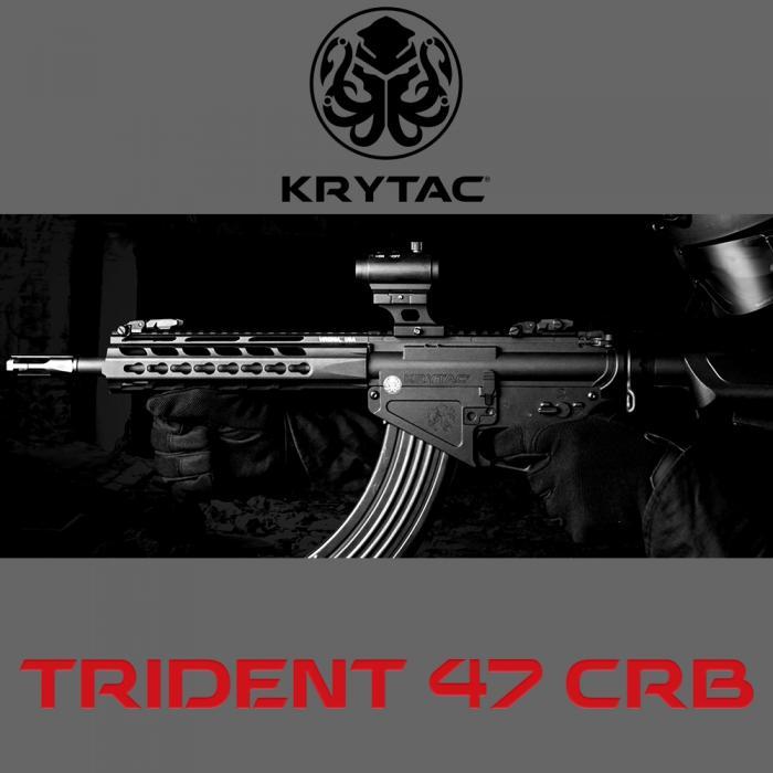 KRYTAC TRIDENT TR47 CRB BK