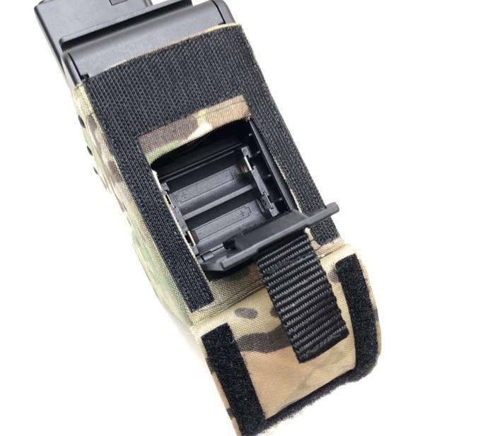 G&G G-08-173 CM16 LMG Box Magazine 2500R (Excl. Battery)