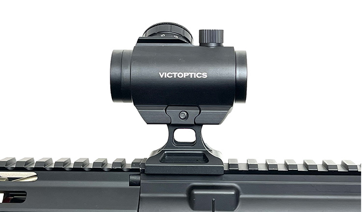 Vector Optics RDSL17 Victoptics CRL 1x22
