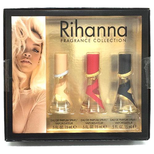 【Rihanna】【香水】 リアーナ・ フレグランス3ピースセット[riha_01]