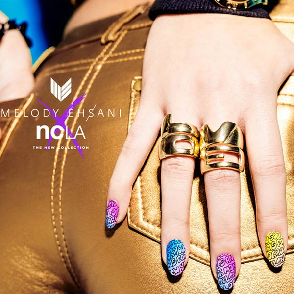 ncLA LOS ANGELES / BEEN AROUND THE WORLD NAIL WRAPS [NCLA-BAWNW]