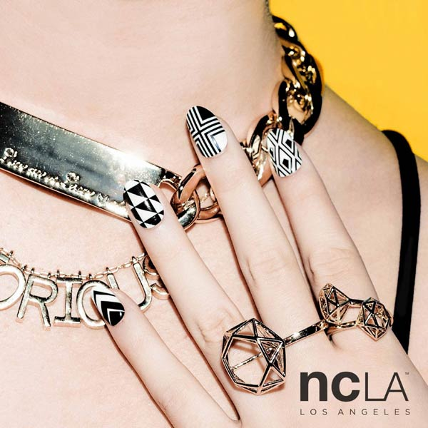 ncLA LOS ANGELES / IT DON'T MATTER NAIL WRAPS [NCLA-IDMNW]