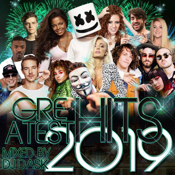 【2019年ヒットMIX】 DJ DASK / GREATEST HITS 2019 [DKCD-298]