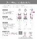 フラダンス ケイキシャンタン刺繍ミディ丈ドレス ピンク p2pi