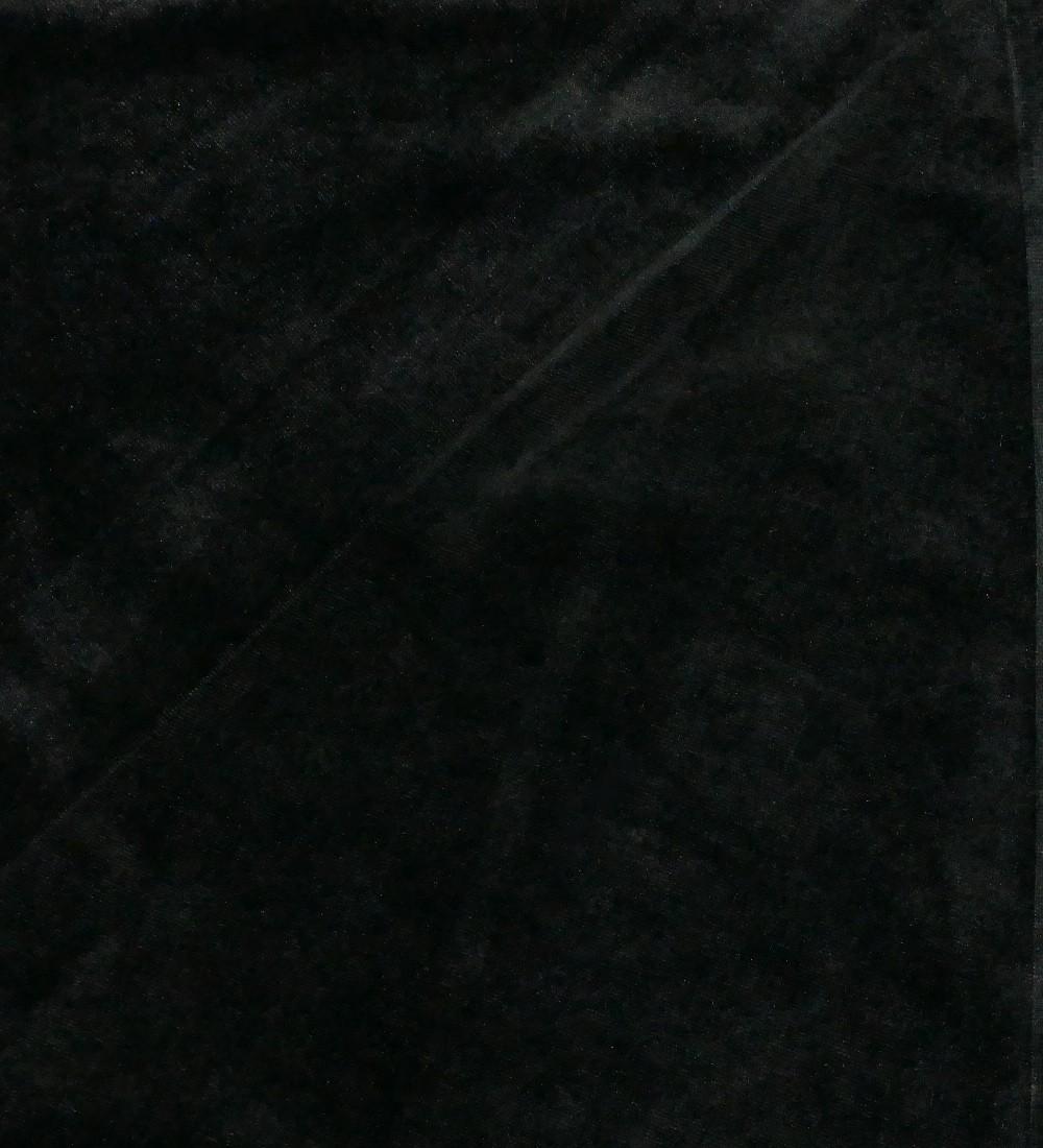 フラメンコ ベルベット マーメイド スカート ブラック 1905bkb