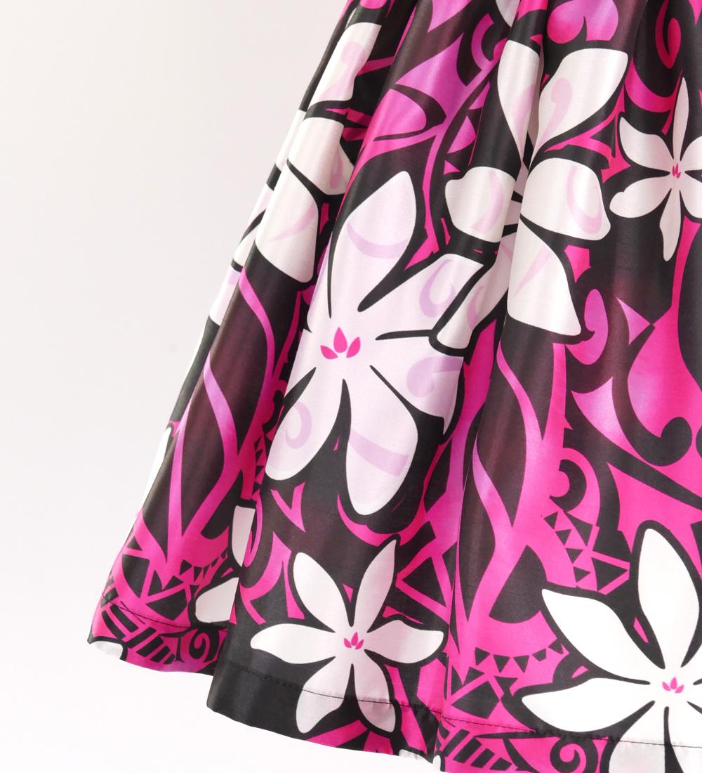 フラダンス ケイキ シャンタン カヒコ セットアップ ピンク p41pi