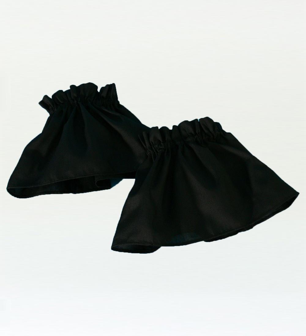 フラダンス デコレーション スリーブ ブラック 831b