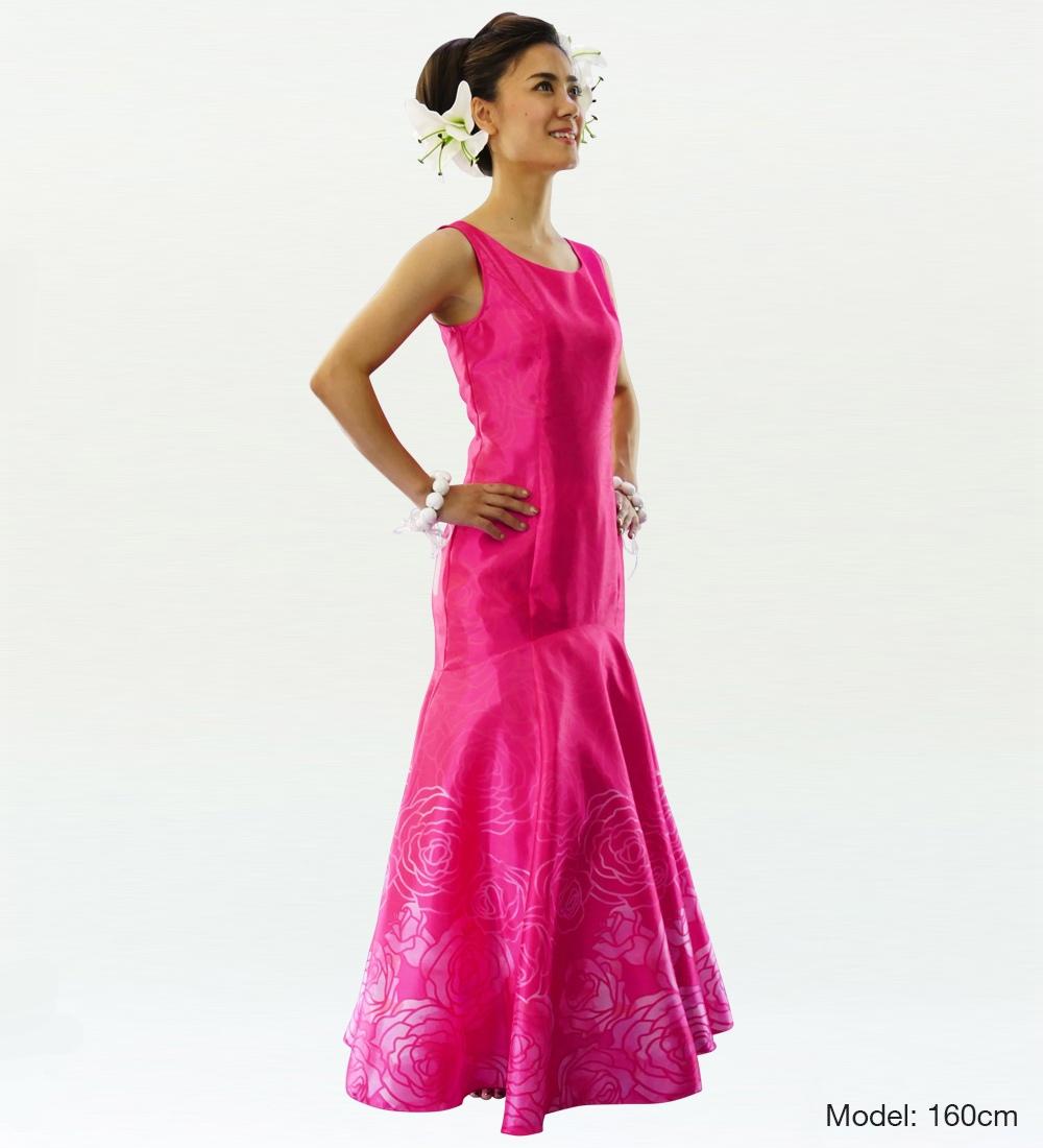 フラドレス ロケラニシャンタン ピンク S-Lサイズ J2556pi