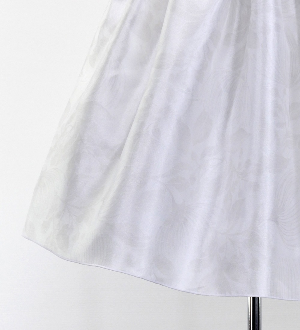 フラドレス ケイキ レフア ホワイト 120・140サイズ Jp49wh