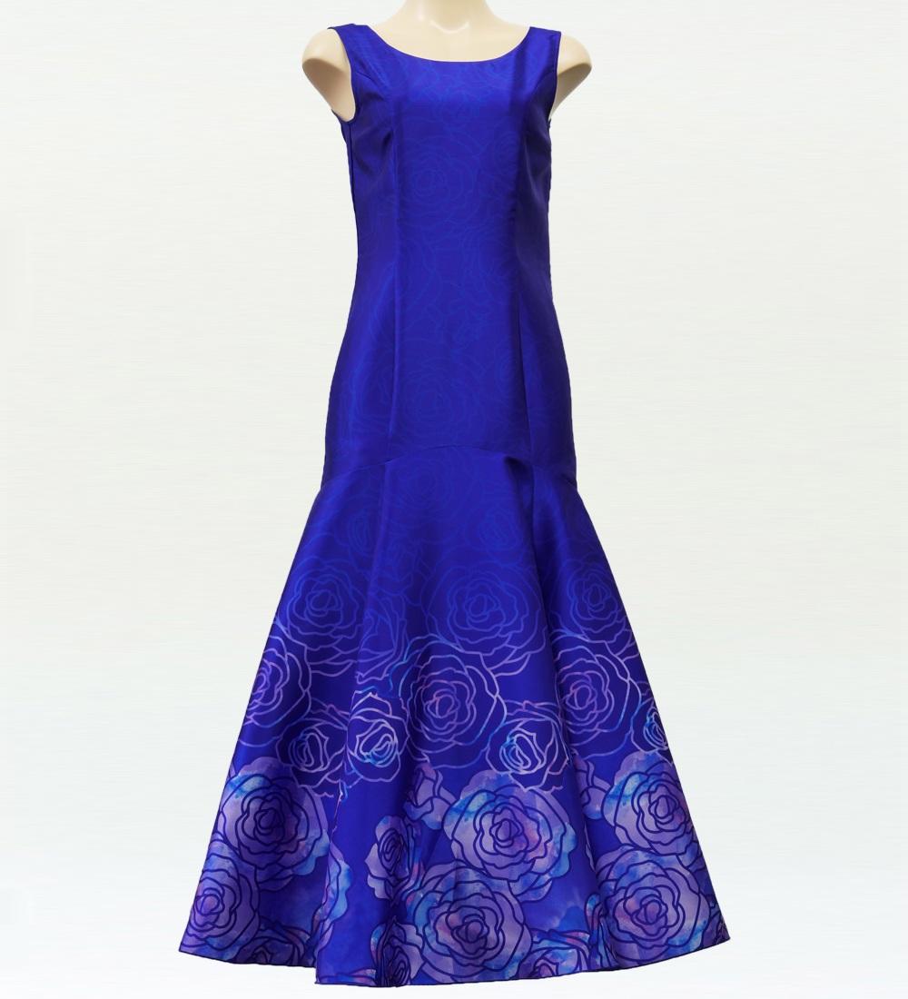 フラドレス ロケラニシャンタン ブルー S-Lサイズ J2556bl