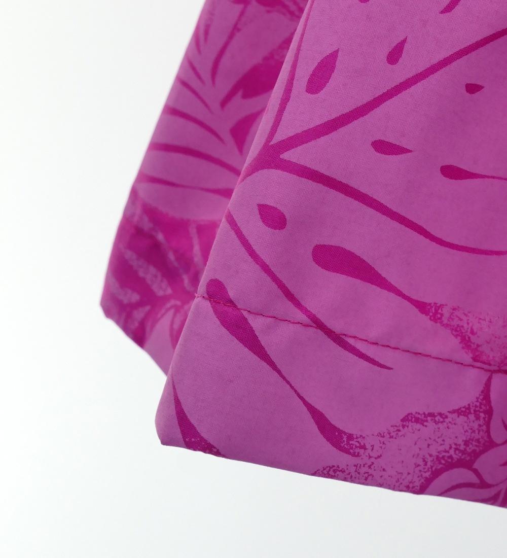 フラダンス パウスカート シングル73cm丈 ピンク 2675
