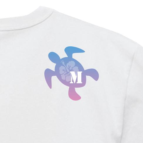 ケイキ 名入れTシャツ ホワイト NTK008