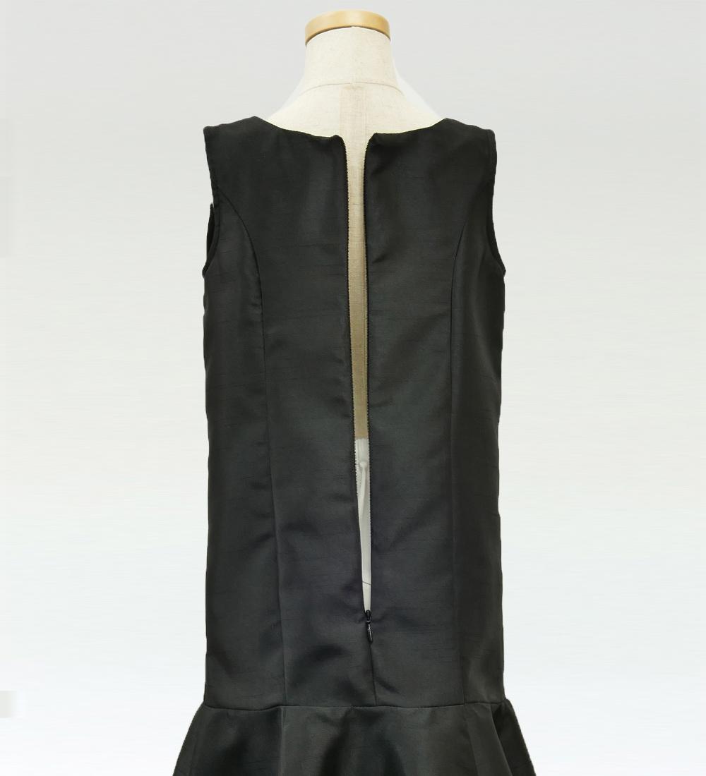 フラダンス ケイキ レフアシャンタンドレス ブラック 120サイズ p35bk120