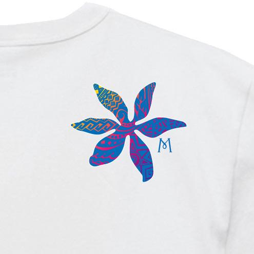 ケイキ 名入れTシャツ ホワイト NTK011