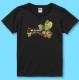 名入れTシャツ ブラック NT004b