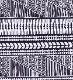 フラダンス ダブル リバーシブル パウスカート 73cm丈 ブラック 2437