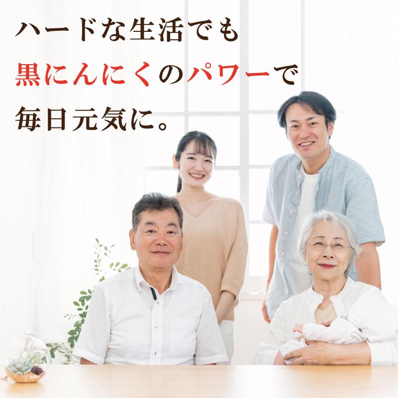 【29日限定】青森県産 黒にんにく バラタイプ 500g (250gパック×2)