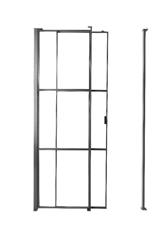 アイアンフレームドア スライドタイプ