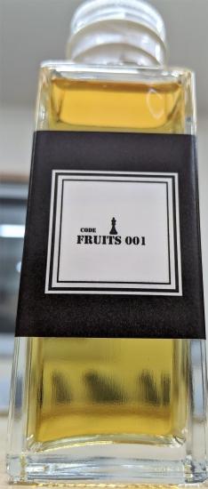 CODE FRUITS 001 ※7/13(月)より出荷開始。