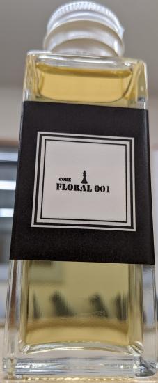 CODE FLORAL 001 ※7/13(月)より出荷開始。