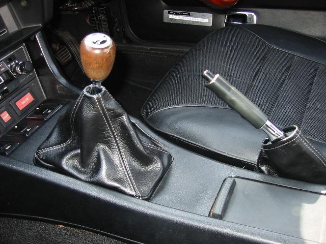 日産 フェアレディZ S30後期型 MTシフトブーツ
