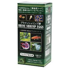 ブラインシュリンプ卵 100g(20g×5袋)