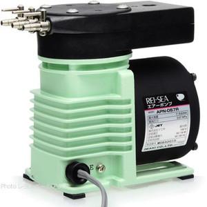 レイシー エアーポンプ APN-057R・D1(12V) APN-057R・D2(24V) バッテリー電源タイプ