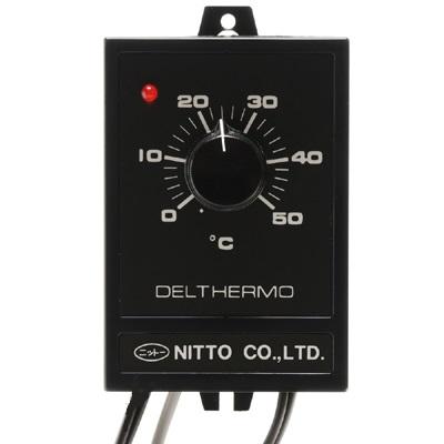 デルサーモ(100V、1000Wまで) 0〜50℃対応