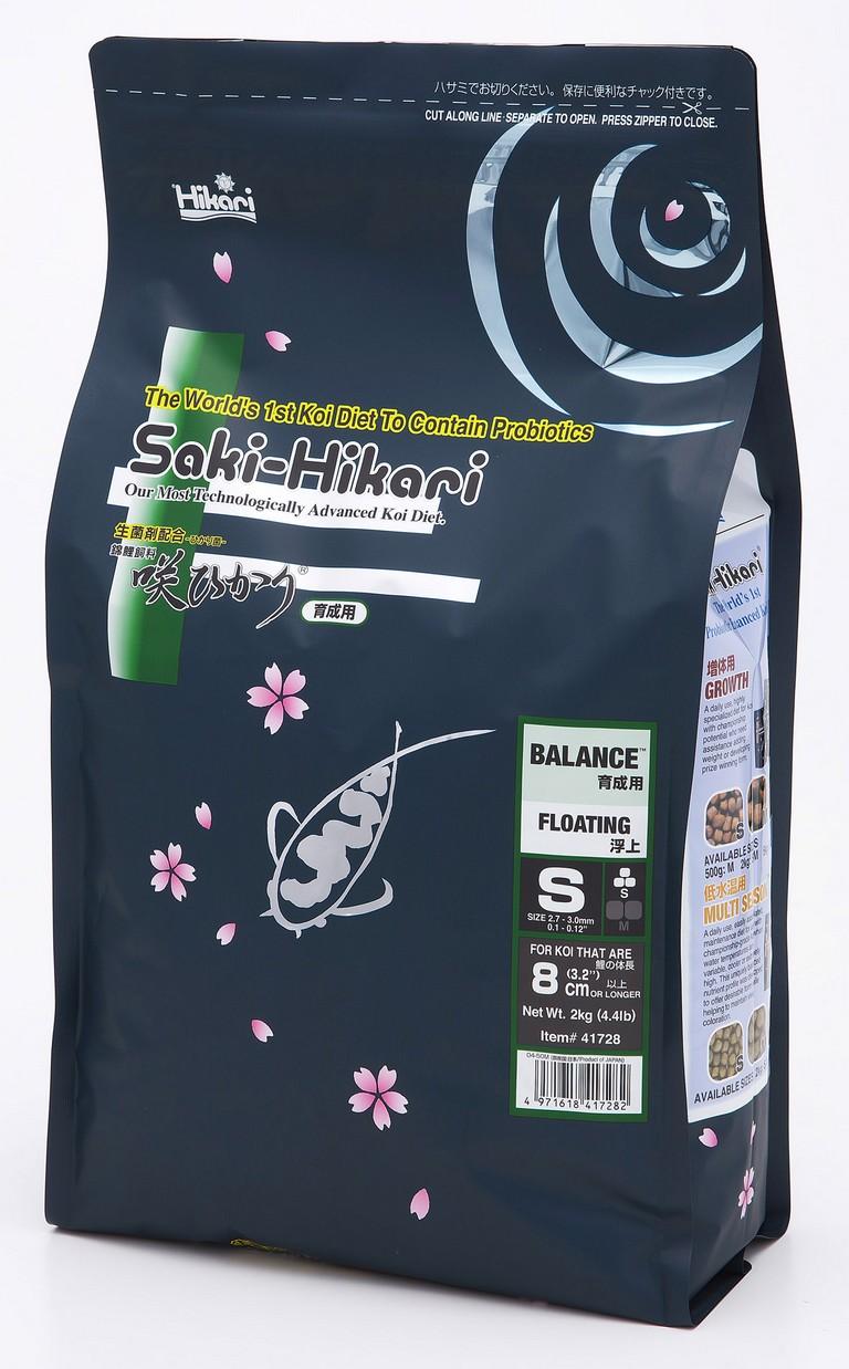 咲ひかり育成用(浮上性)2kg x 6袋セット