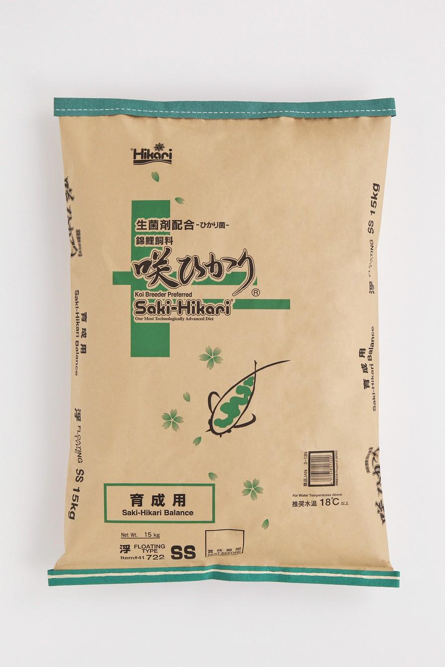 咲ひかり育成用(浮上性) SS(特小粒) 15kg