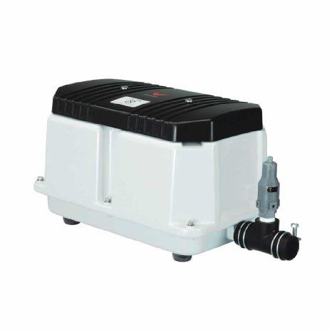 安永 電磁式ブロアー LW-200 深池用