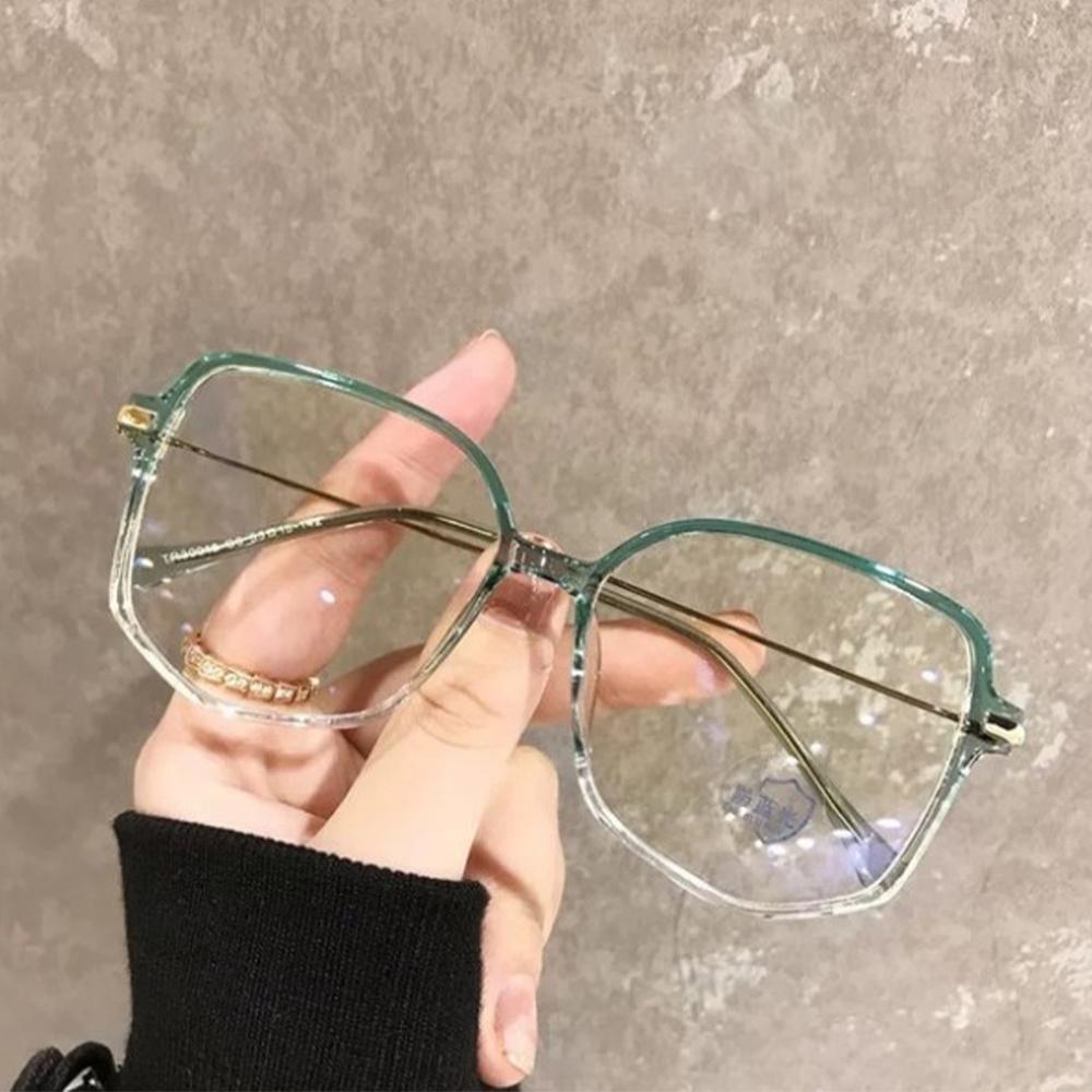 PCメガネ レディース メンズ 眼鏡 ブルーライトカット メガネ 超軽量 輻射防止 おしゃれ メガネ ミラー小物 PCグラス 度なし【ネコポス可】