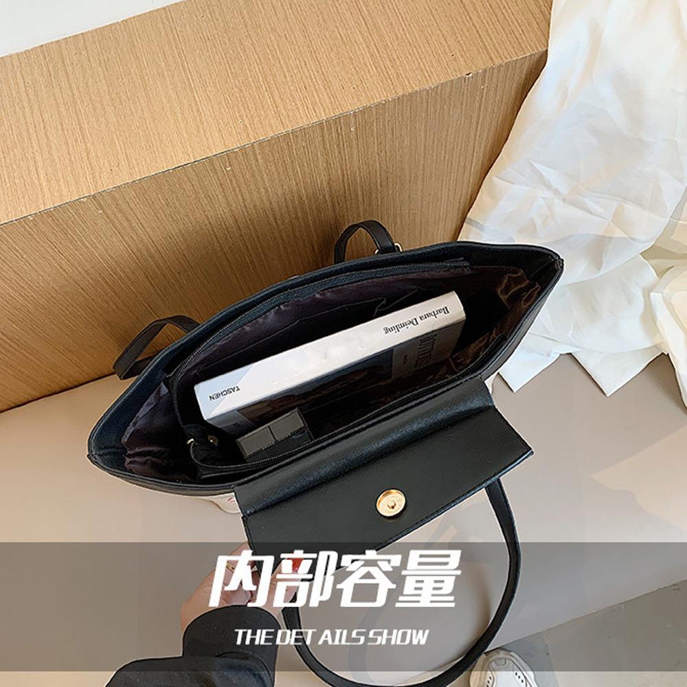 トートバッグ レディース 丸型コインケース付き PUレザー 肩掛けバッグ ハイカラー ハンドバッグ おしゃれ マザーズバッグ きれいめ