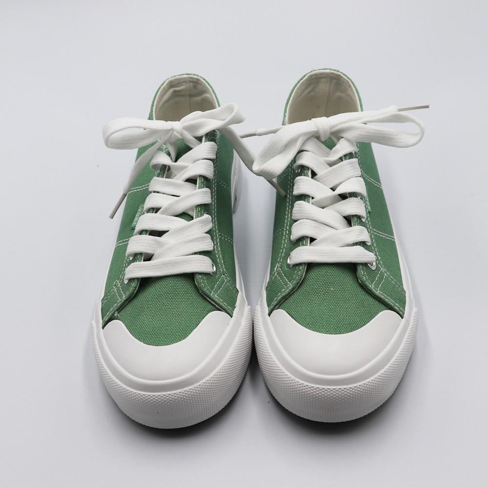 キャンバススニーカー レディース ローカット フラットシューズ 通勤 通学 靴 歩きやすい くつ