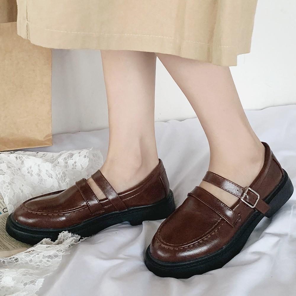 ローファー レディース オックスフォード 厚底 パンプス ローヒール 歩きやすい 通学 靴