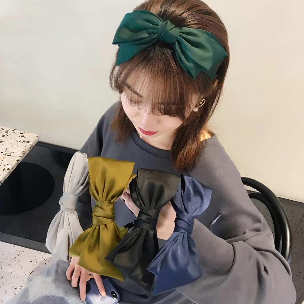 リボンカチューシャ レディース 大人っぽい ヘアアクセサリー シンプル 髪飾り おしゃれ ヘッドドレス 結婚式【ネコポス可】
