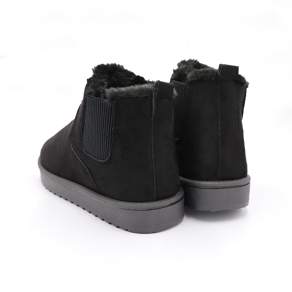 ムートンブーツ ブーツ モカシン 冬靴 レディース 裏起毛 暖かい もこもこ 痛くない 人気 防寒
