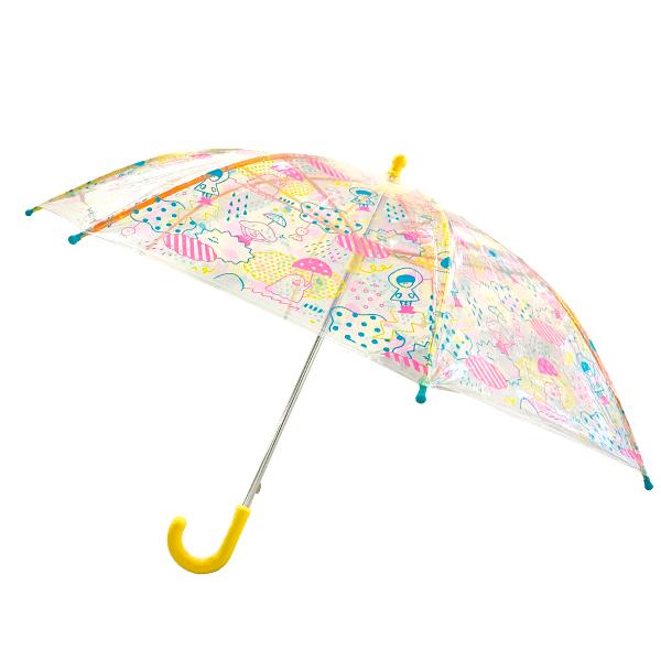 ★SALE★キッズ傘 45cm おかだ萌萌コラボデザイン