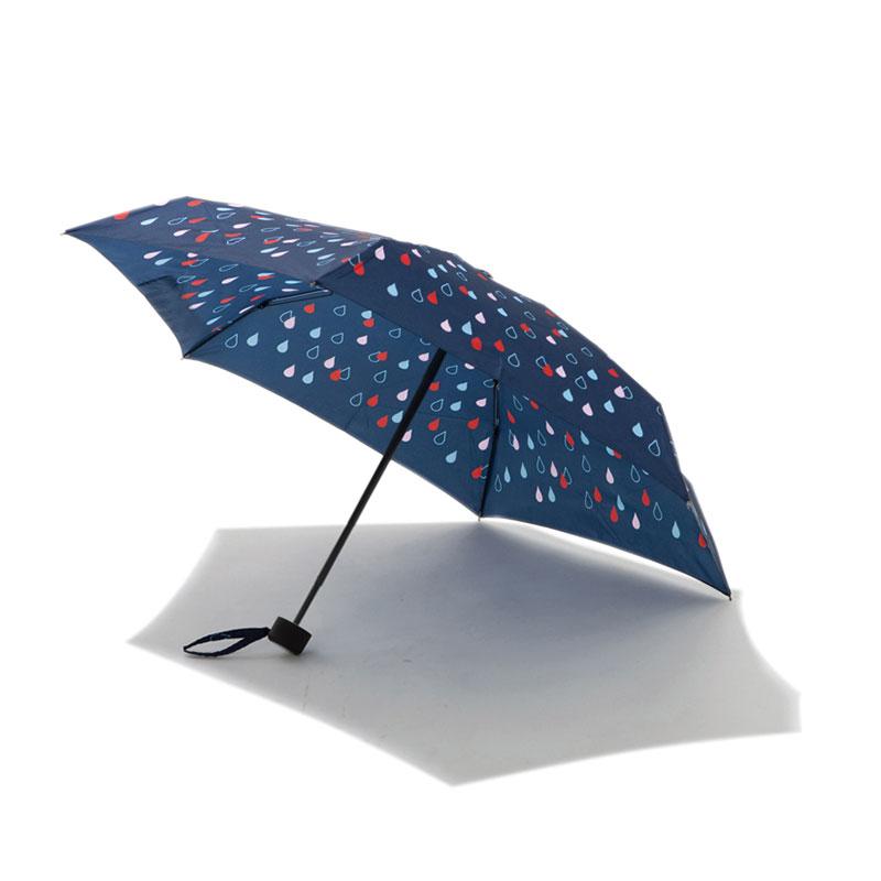 ★SALE★折りたたみ傘 PORTE-Rain drops